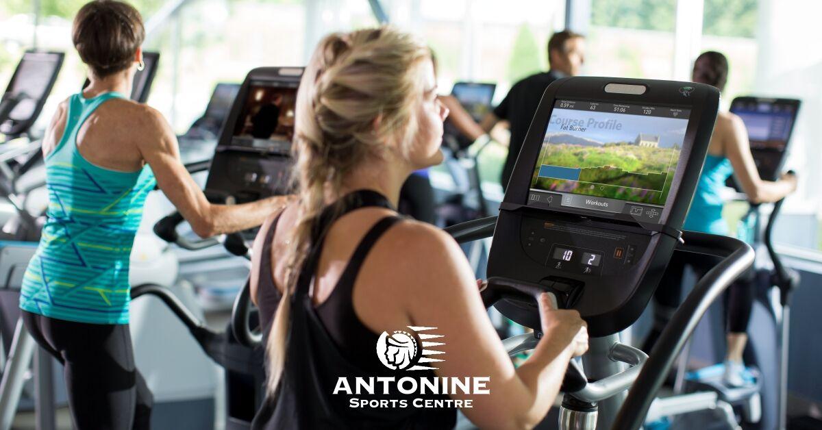 Fantastic Gym Facilities
